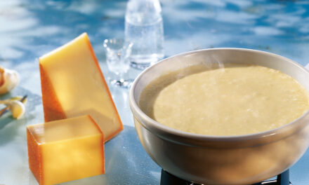 Haben die Schweizer wirklich das Käsefondue erfunden?