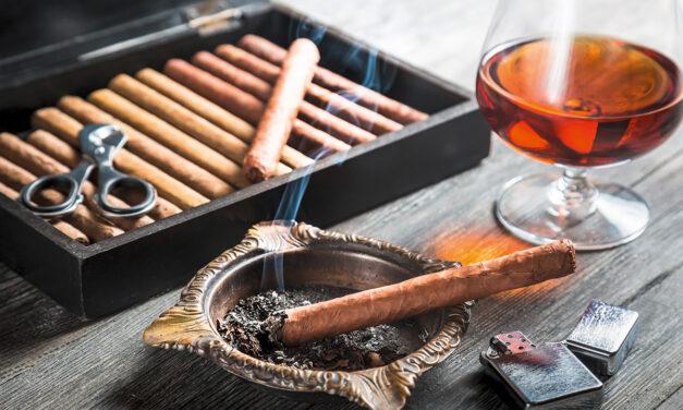Die schönsten Begleiter zur Zigarre