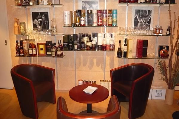 Smoker Lounges