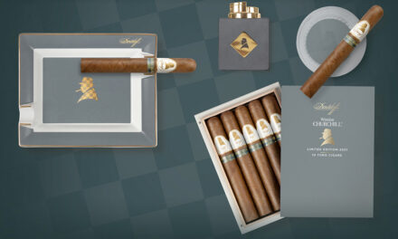 Die Winston Churchill Limited Edition Kollektion inspiriert vom Kommandeur